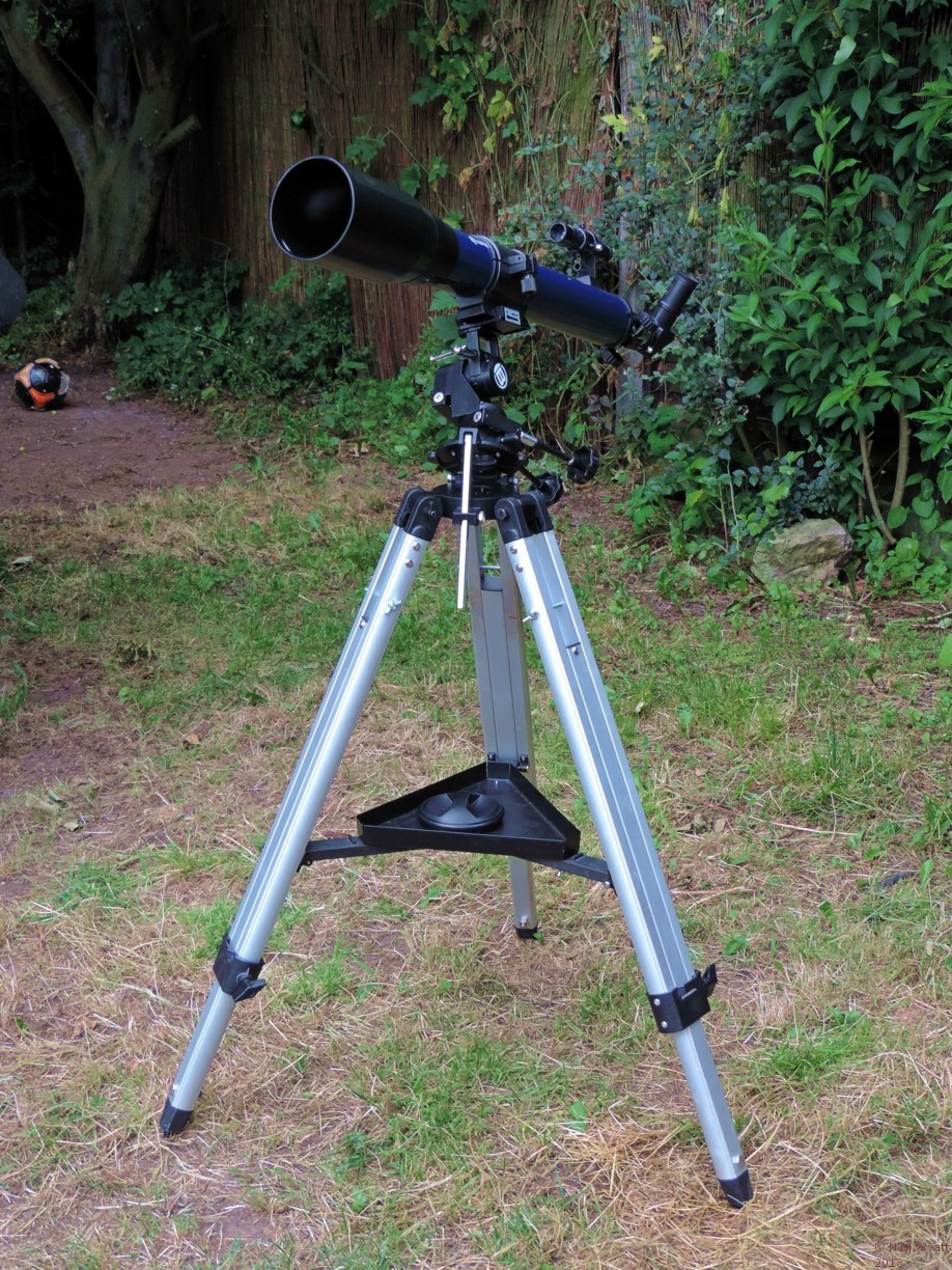 Bresswatcher NEQ2 1/2 Tripod and Mount