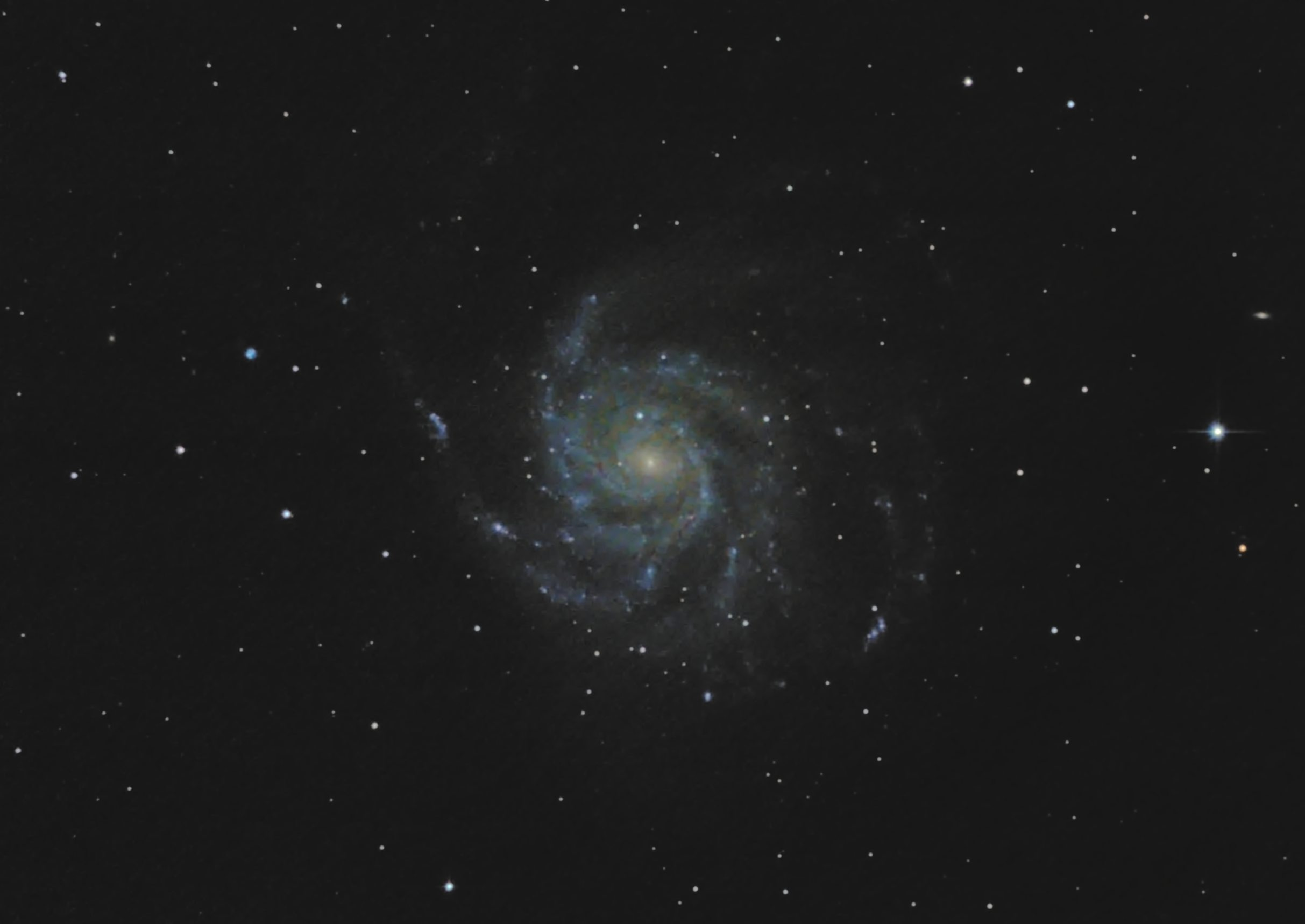 M101 March 19