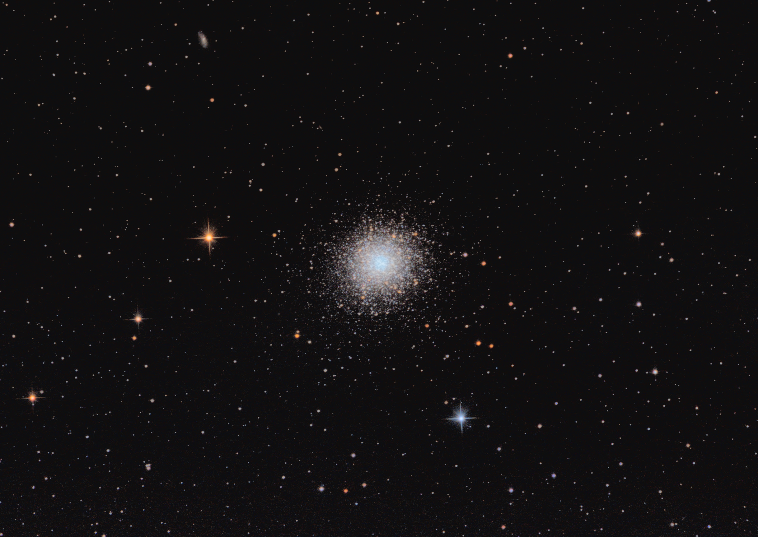 M13 Great Globular Cluster in Hercules