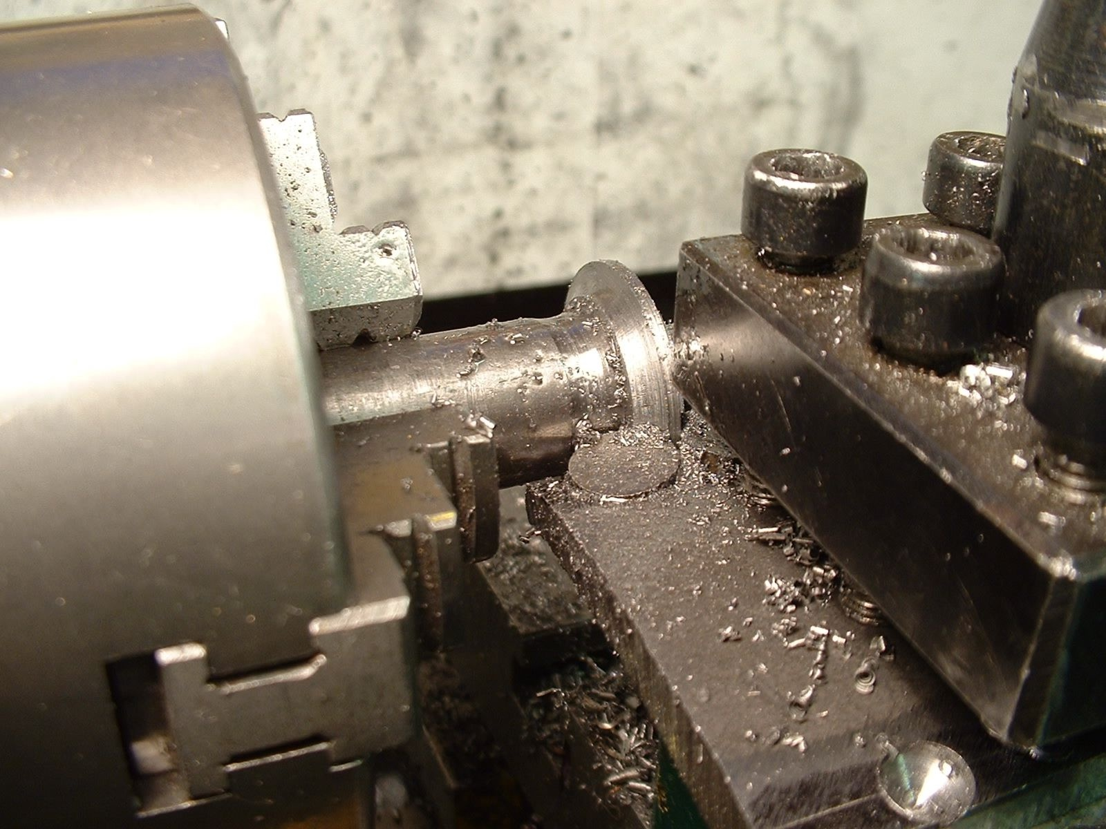 Making a gear cutter