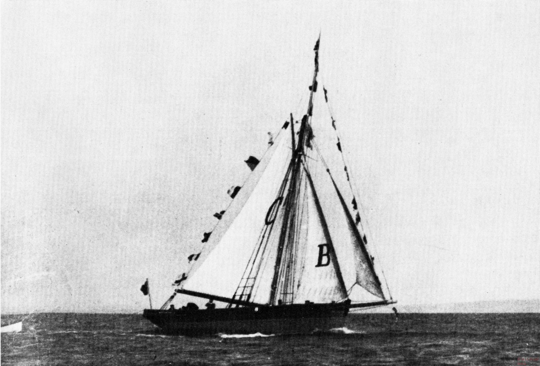 The Bristol Channel Pilot Cutter Marguerite